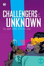 Challengers Of The Unknown By Jeph Loeb & Tim Sale