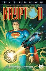 Superman - the Many Worlds of Krypton af John Byrne