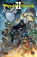 Batman/Teenage Mutant Ninja Turtles 2