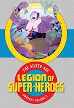 Legion of Super-Heroes af Various