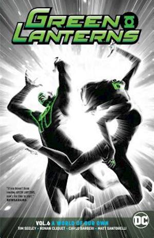 Green Lanterns Volume 6