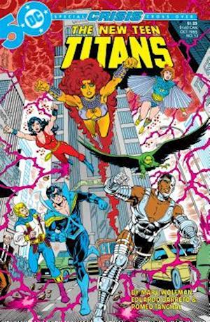 New Teen Titans Volume 10