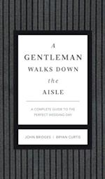 Gentleman Walks Down the Aisle