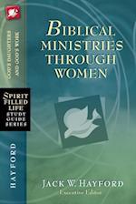 Biblical Ministries Through Women af Jack Hayford