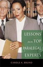 Lessons from the Top Paralegal Experts