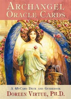 Bog ukendt format Archangel Oracle Cards af Doreen Virtue