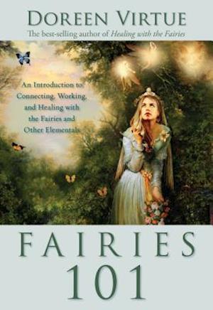 Bog hardback Fairies 101 af Howard David Johnson Wendy Andrews Doreen Virtue