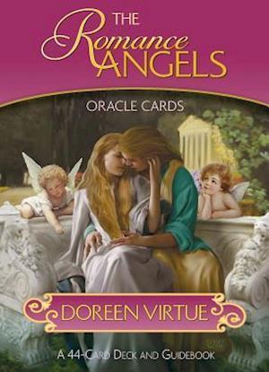 Bog ukendt format The Romance Angels Oracle Cards af Doreen Virtue