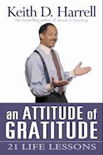 Attitude of Gratitude af Keith Harrell