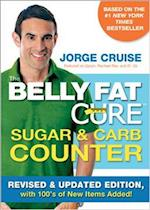 The Belly Fat Cure (TM) Sugar & Carb Counter af Jorge Cruise