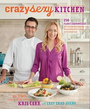 Bog paperback Crazy Sexy Kitchen af Kris Carr