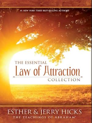 Essential Law of Attraction Collection af Esther Hicks