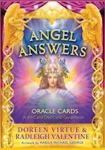 Angel Answers Oracle Cards af Doreen Virtue