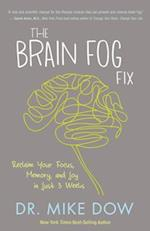 The Brain Fog Fix af Mike Dow