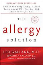 The Allergy Solution af Leo Galland