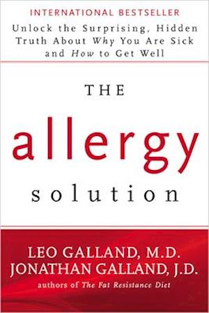 Bog, paperback The Allergy Solution af Leo Galland