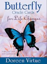 Butterfly Oracle Cards for Life Changes af Doreen Virtue