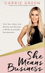 She Means Business