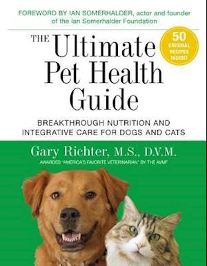 Bog, paperback Integrative Medicine for Dogs & Cats af Gary Richter