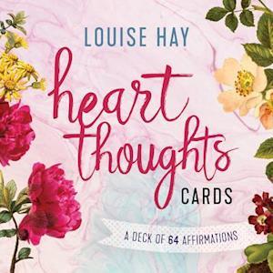 Bog ukendt format Heart Thoughts Cards af Louise Hay