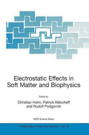 Electrostatic Effects in Soft Matter and Biophysics : Proceedings of the NATO Advanced Research Workshop on Electrostatic Effects in Soft Matter and B