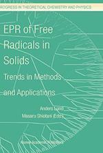 EPR of Free Radicals in Solids af Anders Lund