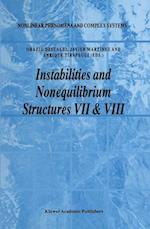 Instabilities and Nonequilibrium Structures VII and VIII af Javier Martinez, Orazio Descalzi, Enrique Tirapegui