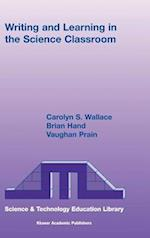 Writing and Learning in the Science Classroom af Brian Hand, Vaughan Prain, Carolyn S Wallace