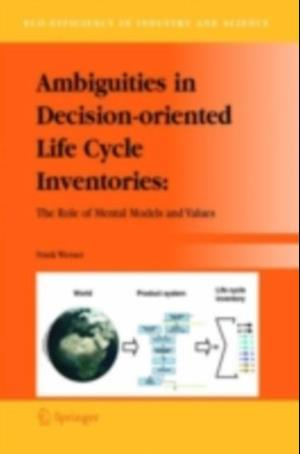 Ambiguities in Decision-oriented Life Cycle Inventories