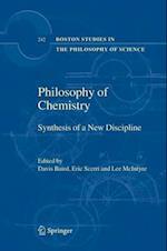 Philosophy of Chemistry af Lee C McIntyre, Davis Baird, Eric Scerri