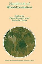 Handbook of Word-Formation af Rochelle Lieber, Pavol Stekauer