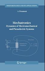 Mechatronics (SOLID MECHANICS AND ITS APPLICATIONS, nr. 136)