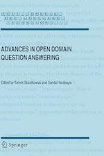 Advances in Open Domain Question Answering af Sanda Harabagiu, Tomek Strzalkowski