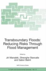 Transboundary Floods: Reducing Risks Through Flood Management (NATO SCIENCE SERIES: IV)