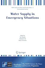 Water Supply in Emergency Situations af Yair Sharan, Harry Coccossis, Abraham Tal