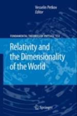 Relativity and the Dimensionality of the World
