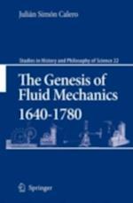 Genesis of Fluid Mechanics, 1640-1780