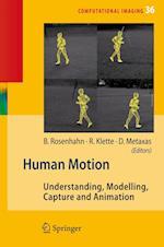 Human Motion af B Rosenhahn, Dimitris N Metaxas, Reinhard Klette