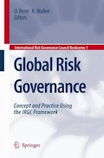 Global Risk Governance af K Walker, Ortwin Renn