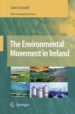 Environmental Movement in Ireland af Liam Leonard
