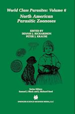 North American Parasitic Zoonoses (World Class Parasites, nr. 6)