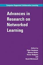 Advances in Research on Networked Learning (Computer-supported Collaborative Learning Series, nr. 4)