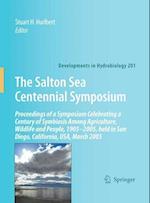 The Salton Sea Centennial Symposium (DEVELOPMENTS IN HYDROBIOLOGY, nr. 201)