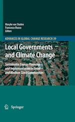 Local Governments and Climate Change (Advances in Global Change Research, nr. 39)