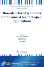 Nanostructured Materials for Advanced Technological Applications af Plamen Petkov, Johann Peter Reithmaier, Wilhelm Kulisch