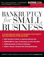 Bankruptcy for Small Business (Legal Survival Guides)