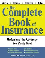 Complete Book of Insurance (Complete Book of…)