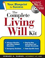 Complete Living Will Kit (Complete Kit)