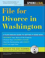 File for Divorce in Washington (Legal Survival Guides)