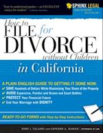 How to File for Divorce in California without Children (Legal Survival Guides)